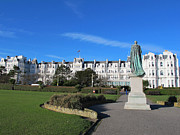 Art Photography Prints - Eastbourne Grand hotel Print by Art Photography