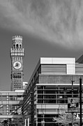 Art Of Building Prints - Emerson Bromo-Seltzer Tower Print by Susan Candelario