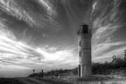 National Lakeshore Prints - Empire Michigan Lighthouse Print by Twenty Two North Gallery