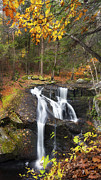 Granby Prints - Enders Falls Print by Bill  Wakeley