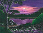 Cyndi Kingsley - Evening In Purple