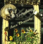 Gail Matthews - Everything has Beauty