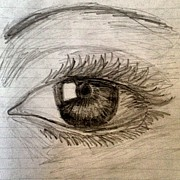 Carolyn Falco - Eye Sketch