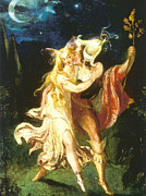 Lovers Digital Art - Fairy Lovers by Theodore Von Holst