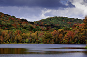 Allegheny Photos - Fall Color Summit Lake by Thomas R Fletcher