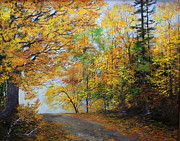 Ken Ahlering - Fall Road
