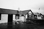 Blacksmiths Photos - Famous Blacksmiths Shop At Gretna Green In Scotland by Joe Fox