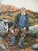 Robert Teeling - Farmer and Dogs