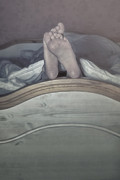 Indoor Art - Feet by Joana Kruse