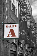 Jerry Fornarotto - Fenway Park Gate A