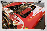 Curt Johnson - Ferrari 250 TR Engine...