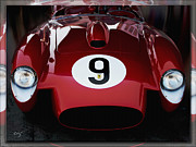 Curt Johnson - Ferrari 250 TR Made in...