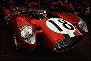 Curt Johnson - Ferrari 250 TR Night Life