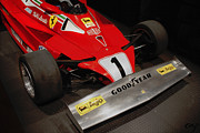 Curt Johnson - Ferrari 312 T2 F-1 1976...