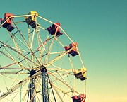 Brooke Finley - Ferris Wheel in the Sun