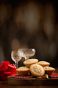 Rack Photos - Festive Mince Pies by Christopher and Amanda Elwell