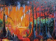 Barbara Haviland - Fire in the Bayou