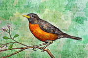 Gary Bodnar - First Robin Of Spring