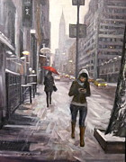 Chin H  Shin - First Snow in Lexington...