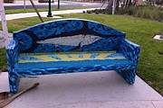 Kimberly Johnson - Fish Bench