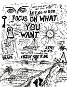Paul Carter - Focus On What You Want