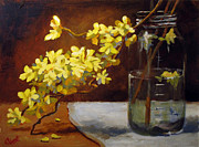Carol Hart - Forsythia