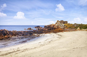 Fort Metal Prints - Fort Pembroke - Guernsey Metal Print by Joana Kruse