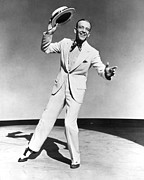 Astaire Posters - Fred Astaire Poster by Sanely Great