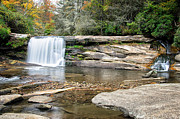 Claire Turner - French Broad Waterfall