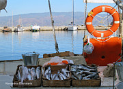 Hydra - Fresh Fish in Hydra by Alexandros Daskalakis