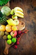 Mythja  Photography - Fruit variety