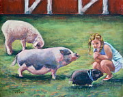 Joan Wulff - Fun On The Farm