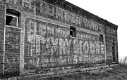 Ghost Signs Prints - Galena Kansas Print by Gerald Eisen