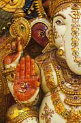 Ganesha Print by Tim Gainey