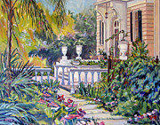 New Orleans Oil Painting Originals - Garden District New Orleans by Robert Gerdes