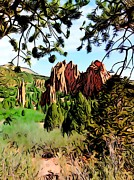 Barry Miller - Garden of the Gods