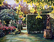 David Lloyd Glover - Garden Statue