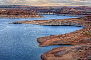 Stephen Campbell - Glen Canyon Dam Lake...