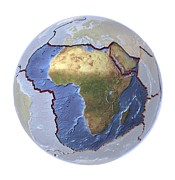 Science Photo Library - Global tectonics,...