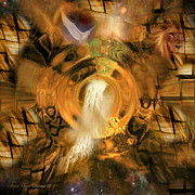 Spirit Dove  Durand - Glory Realms
