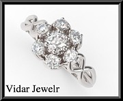 Roi Avidar - Gorgeous Flower Diamond...