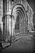 Church Ruins Photos - Gothic portal by Jose Elias - Sofia Pereira