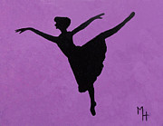 Poise Originals - Graceful Arabesque by Margaret Harmon