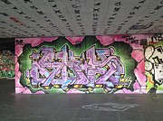 Maeve O Connell - Graffiti Southbank