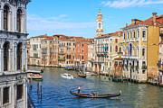 Susan Leonard - Grand Canal Venice