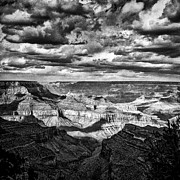 Medium Format Prints - Grand Canyon  Print by Alexander Snay