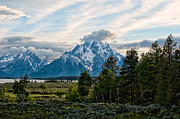 Doug Oglesby Acrylic Prints - Grand Teton National Park Acrylic Print by Doug Oglesby