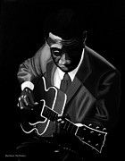 Grant Green Print by Barbara McMahon
