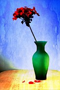 Donald Davis - Green Vase