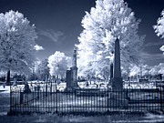 Tuscaloosa Art - Greenwood Cemetery in Tuscaloosa  by Carol M Highsmith
